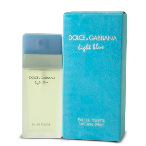 LIGHT BLUE 200ML
